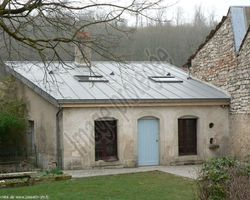 Josselin JM - Villers-sur-Meuse - Nos réalisations - Toiture zinc quartz joint debout